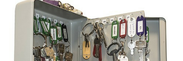 Key Cabinets and Safes