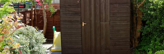 Securing Outdoor Buildings & Sheds